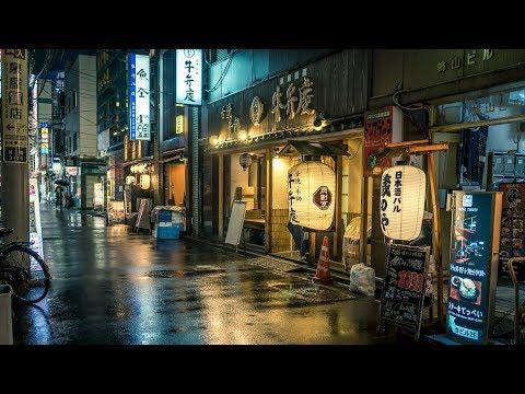 Rainy Nights in Tokyo   Japan Travel Photography