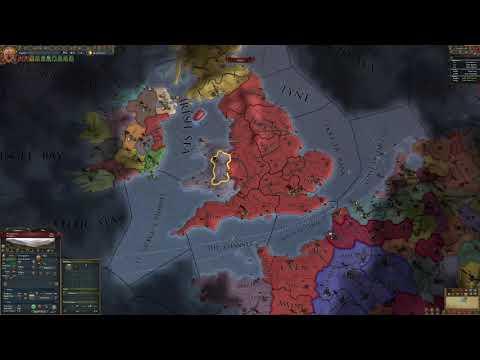 Scuttage Cycling Liberty Desire Overflow Exploit  - EU4, Rule Brittania Era