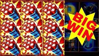 EUREKA Reel Blast Lock It Links Slot Machine - BIG WINS  | Cats, Hats & More Bats Slot BONUS WON