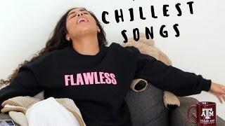 MY FAV CHILL SONGS ATM || CARMEN MALAVE