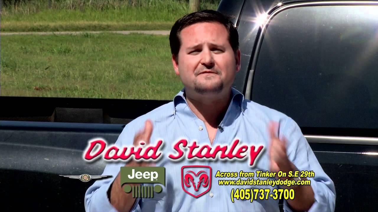 David Stanley Okc >> David Stanley Dodge Mov Youtube