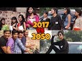 2017 Girls vs 2050 Girls - Chu Chu Ke Funs