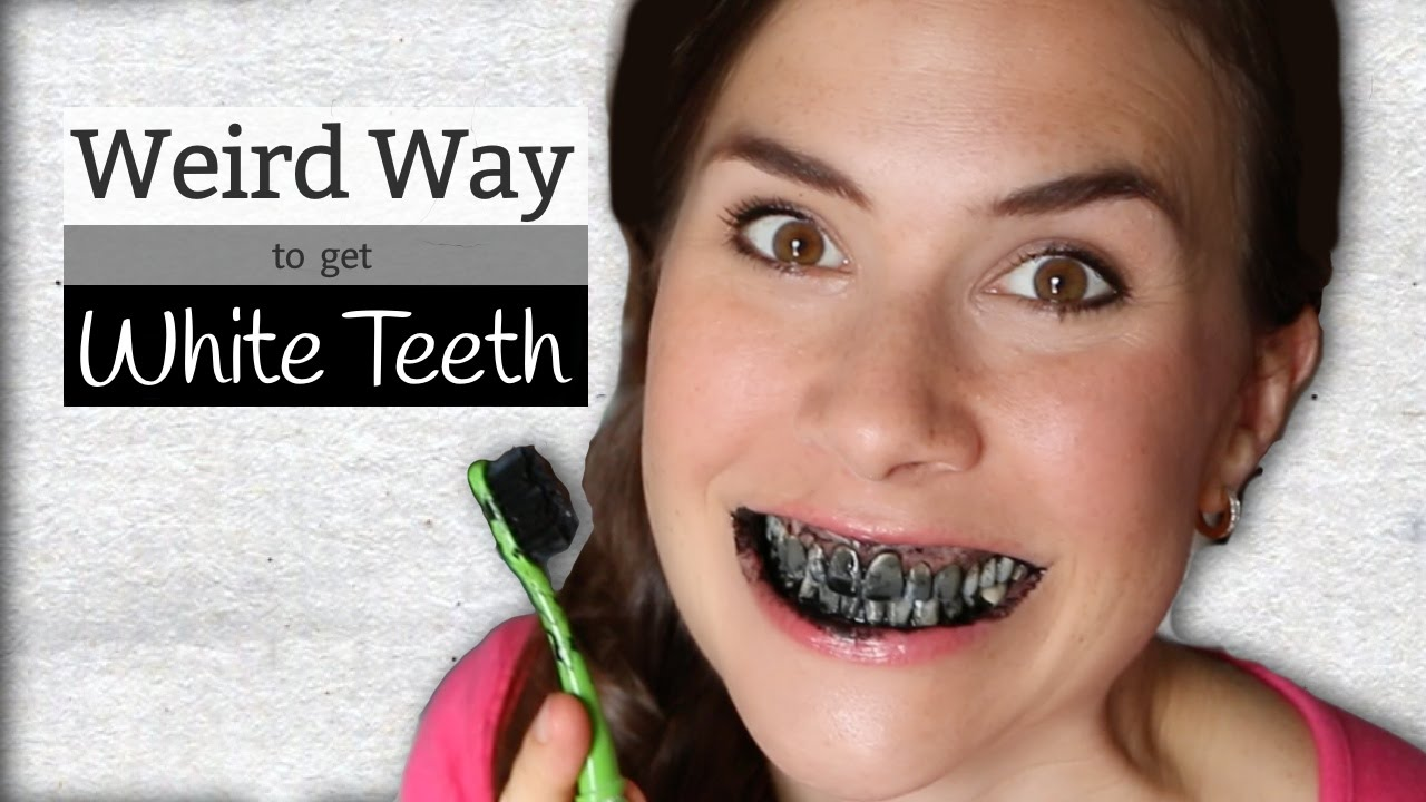 Activated Charcoal Teeth Whitening Why It Works And How To Do It