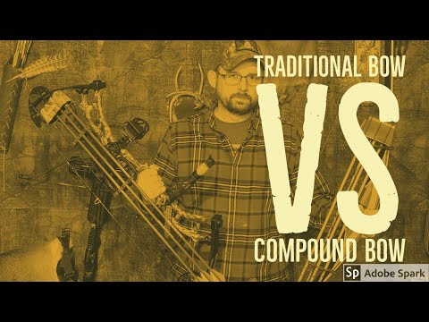 Traditional Bow Vs Compound