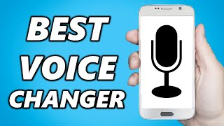 Best Voice Changer App for Android! - Change your Voice screenshot 1