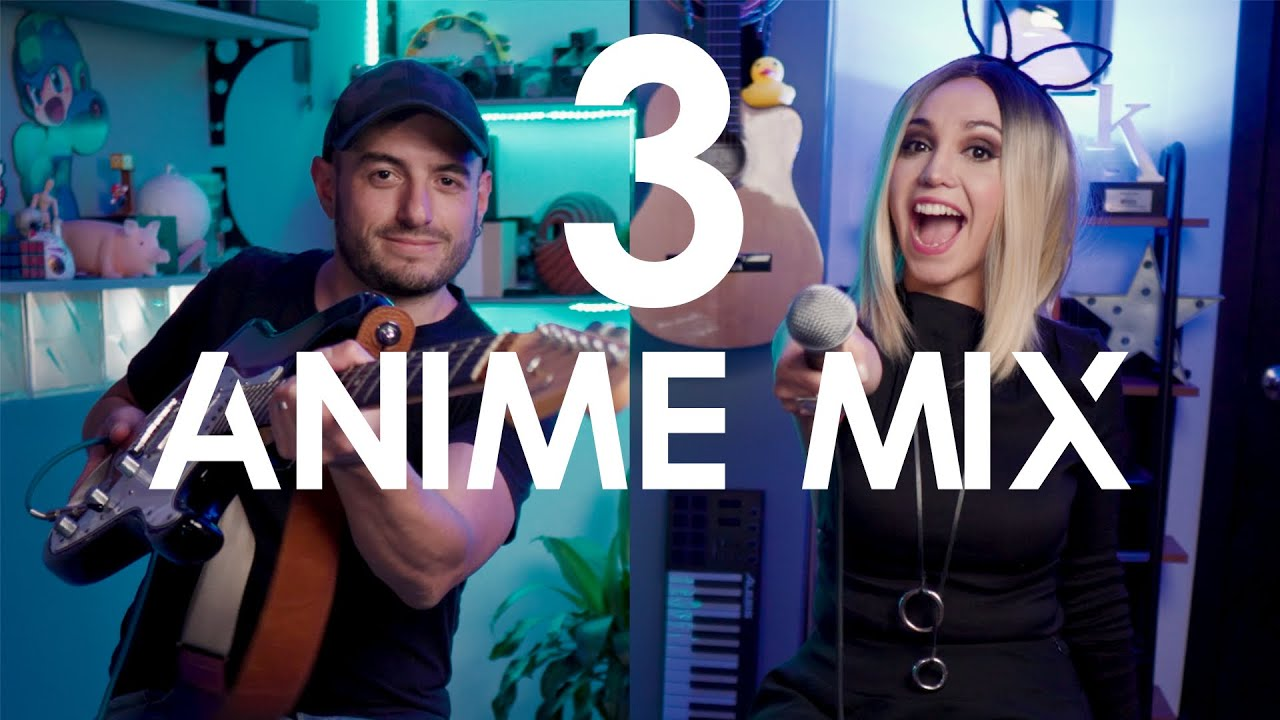 Anime Mix 3 En Vivo!