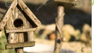 Bird Houses -  Decoration New