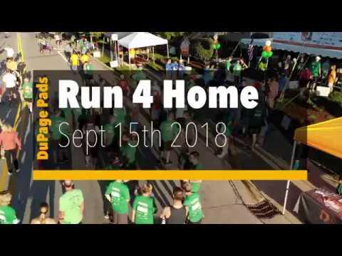 DuPagePads Run 4 Home 2018