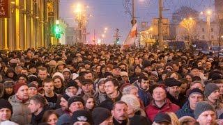 «Людзі выйшлі з пад гіпнозу ўлады»  Класкоўскі пра пратэсты | Протесты в Беларуси