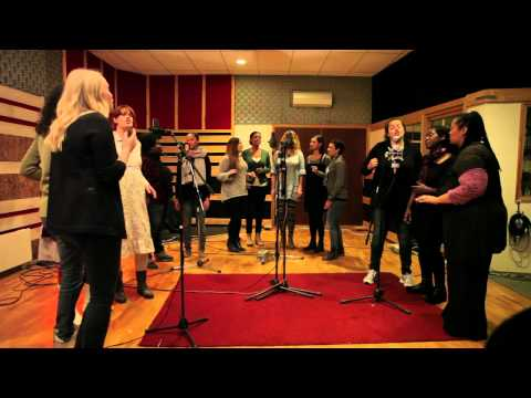 Traces Gospel Choir - You´re My Joy - album Gratitude now released - welcome to the studio