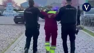 Detienen al conductor de ambulancia  presunto homicida del enfermero apuñalado en Alcalá de Henares