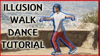 Tutorial Tuesday #1 : How to illusion walk (Dubstep Dance Tutorial)