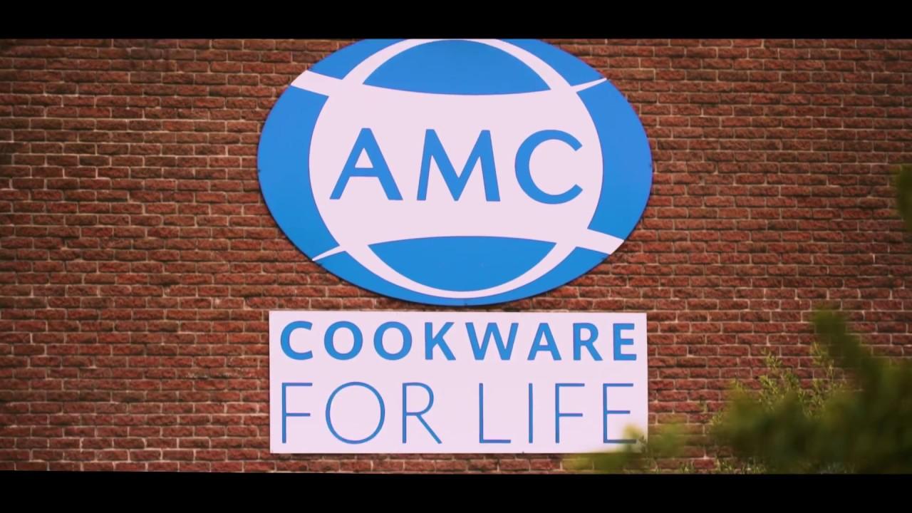 AMC Cookware Manufacturing Process
