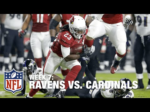 CJ2K Tricks the Ravens Defense, Gets Up, Sprints for 62 Yards! | Ravens vs. Cardinals | NFL