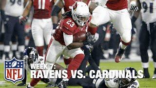 CJ2K Tricks the Ravens Defense, Gets Up, Sprints for 62 Yards! | Ravens vs. Cardinals | NFL