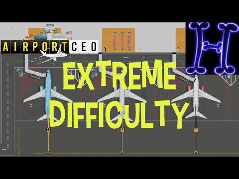 AIRPORT CEO EXTREME DIFFICULTY - Shops & Restaurants - Try-out Tuesday