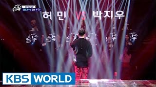 Who's that looking cute from behind? [Singing Battle / 2017.04.26]