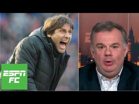 Real Madrid preparing to swap Lopetegui for Antonio Conte? | ESPN FC thumbnail