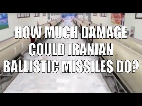 Iran's Ballistic Missile
