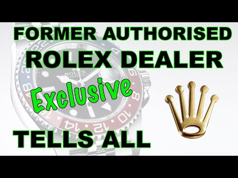 Former AUTHORISED ROLEX DEALER tells all - Watch People's Exclusive Interview