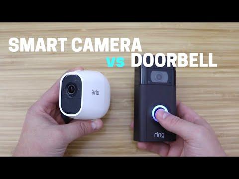 Arlo Pro 2 vs Ring Doorbell: Best Porch Security? + Nest Hello