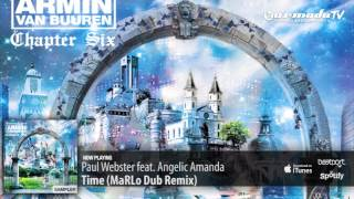 Paul Webster feat. Angelic Amanda - Time (MaRLo Dub Remix)