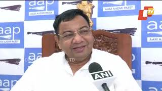 AAP MP Sushil Gupta's Reaction On Congress AAP Alliance