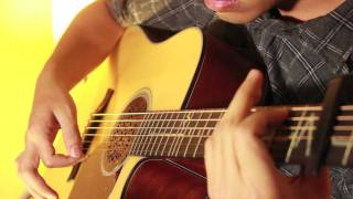 For My Father (Andy McKee) - 2nd cover (HD quality - 1080p)