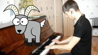 Будем Делать! (Проект КОЗА Piano Cover)