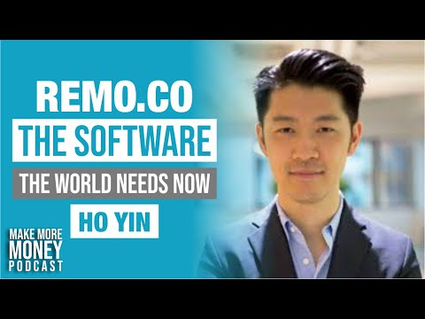 Ho Yin: Quarantined Solution Software: Remo.co - MMM Podcast Ep ...