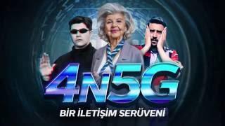 4N5G - Bir İletişim Serüveni