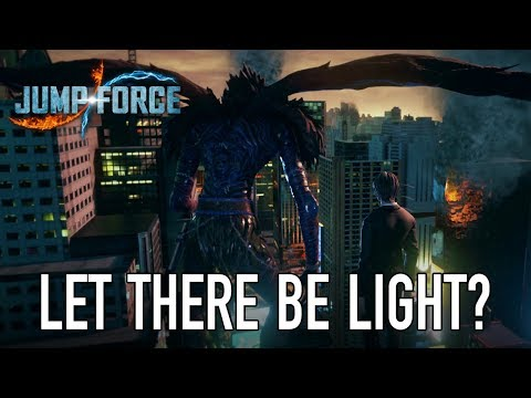 JUMP Force - PS4/XB1/PC - Let There Be Light?? (E3 2018 - What Is Coming Next Teaser)