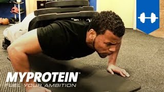 Body Weight Workout  Calisthenics &amp Gymnastics Motivation with Team DNA by Myprotein