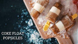 Coke Float Popsicles [BA Recipes]
