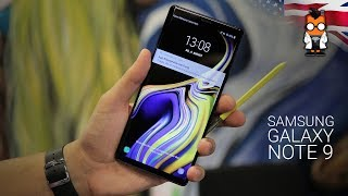 Best Smartphone for Business - Samsung Galaxy Note 9 Hands on: Best Smartphone for Business?