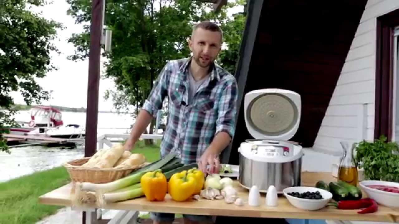 Wakacyjne Gotowanie Z Philips Multicooker Youtube