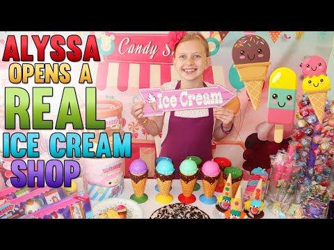 Alyssa&39;s Amazing Ice Cream Shop
