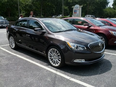 SHOTGUN! First Ride in the 2014 Buick LaCrosse