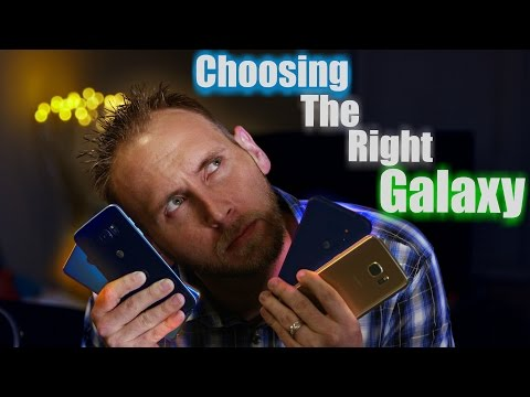 Which Samsung Galaxy Phone Is Best For You?
