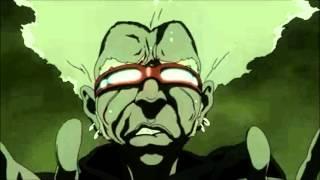 Guitar Wolf -  Kung Fu Ramone (Afro Samurai)