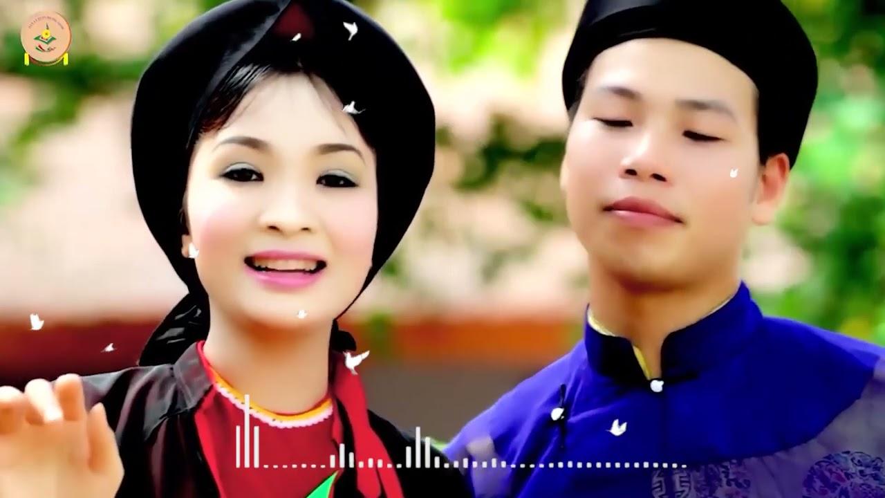 Xuất hiện Cặp Đôi Dân Ca Quan Họ nghe Cực Ghiền - LK Nhạc Quan Họ Bắc Ninh hay nhất