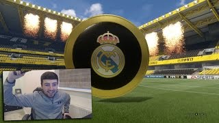 FIFA 17 | ST RONALDO PACK OPENING | REAL MADRID WALK OUT!!! | 50x INSANE 2 PLAYER PACKS