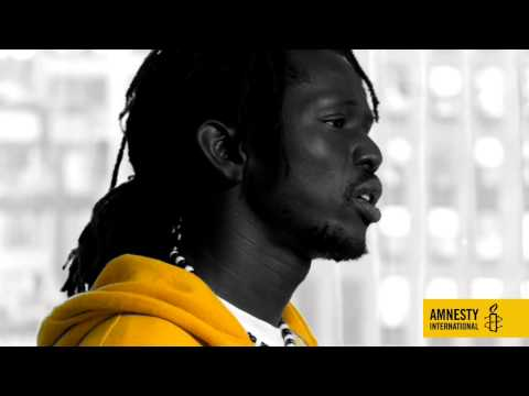 Emmanuel Jal on the Arms Trade Treaty