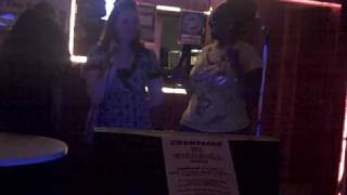 Karaoke - I'm Every Woman - Sonji and Amanda