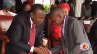 Another young star melts Uhuru at State house garden party