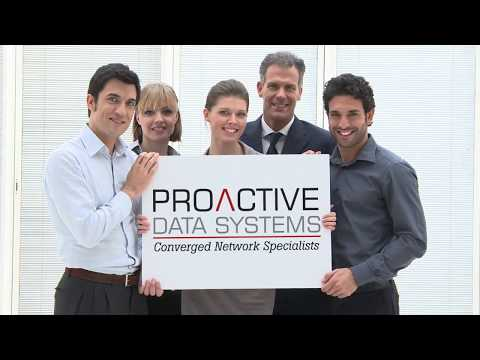 Career - Proactive Data Systems
