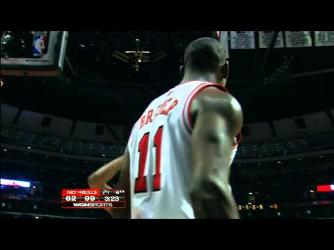 Ronnie Brewer posterizes in Chi-Town