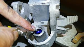 Hand pallet replacement oring