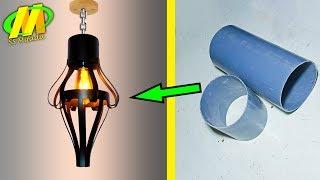 Lampu hias dari pipa air super istimewa (bisnis masa depan)