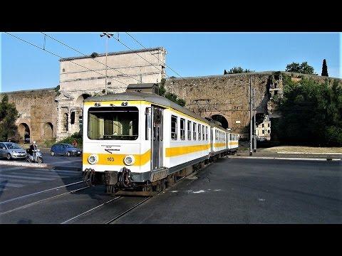 Rome Laziali to Giardinetti Railway -- 2014